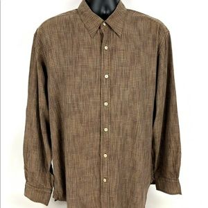 TOMMY BAHAMA Relaxed Striped Button down Shirt
